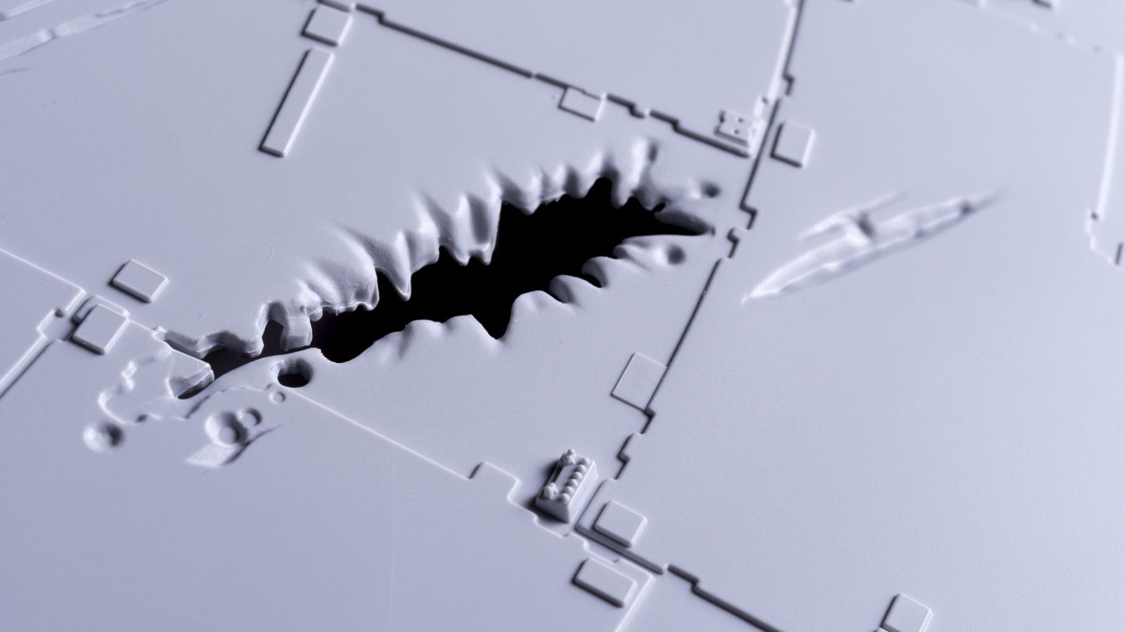 """「模型で作った模型の模型」、バンダイのミレニアムファルコンが持つ\""""パーフェクト\""""の意味【前編】_b0029315_00225184.jpg"""