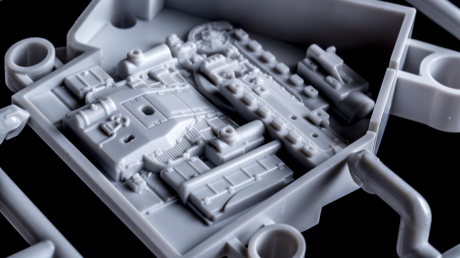 """「模型で作った模型の模型」、バンダイのミレニアムファルコンが持つ\""""パーフェクト\""""の意味【前編】_b0029315_00301472.jpg"""