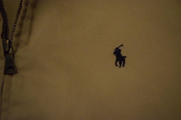 """90's \""""Polo\"""" by Ralph Lauren スウィングトップ!!!_c0355834_19433531.jpg"""