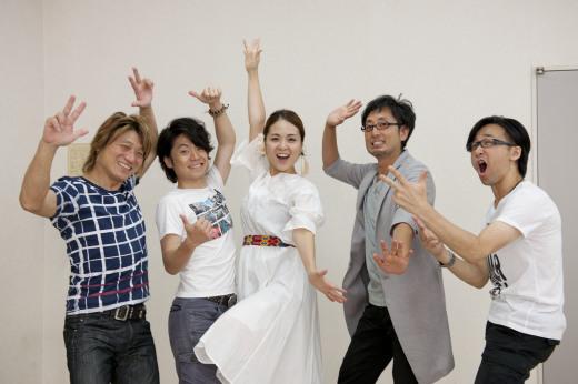 ヒナタカコ meets ジブリジャズ@ハートピア春江 でした!_a0271541_20355580.jpg
