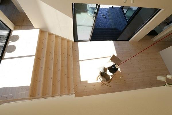 Case Study House が出来るまで5/ 美しい黒と白の家。_a0299347_12061301.jpg