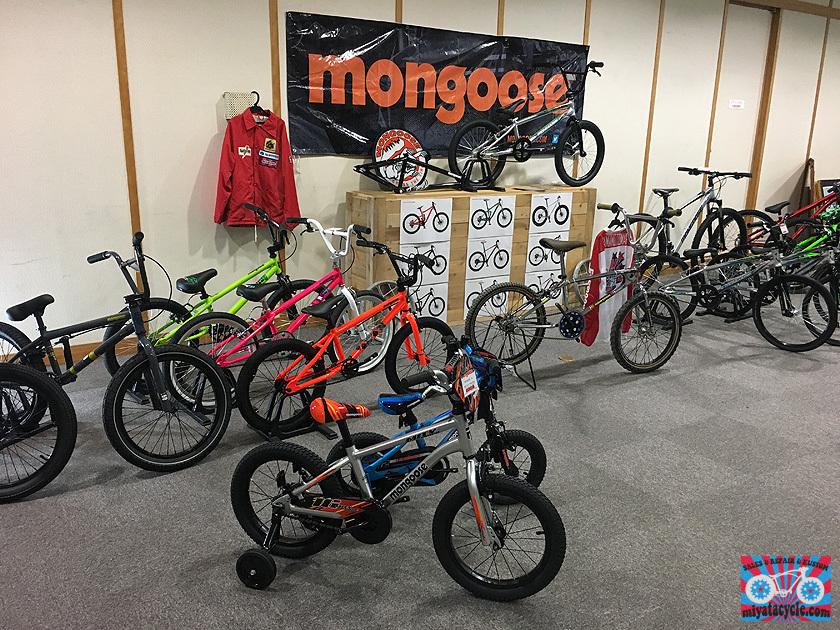 2018 モトクロスインターナショナル展示会 MONGOOSE_e0126901_07264042.jpg