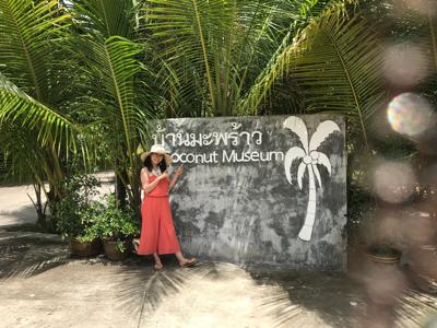 タイ サムイ島 のココナツオイル工場へ_c0141025_12084465.png