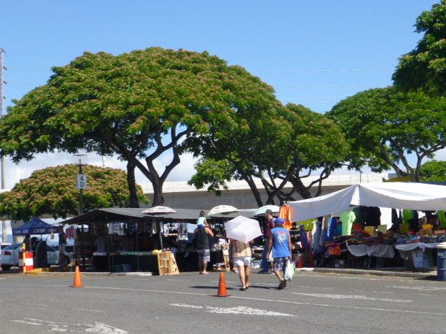 ハワイ旅行記-3日目【Aloha Stadium-Swap Meet】_e0237625_13044354.jpg