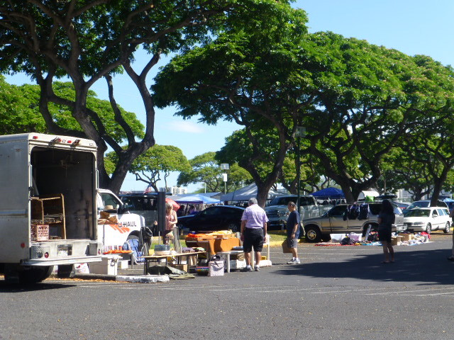 ハワイ旅行記-3日目【Aloha Stadium-Swap Meet】_e0237625_13072617.jpg