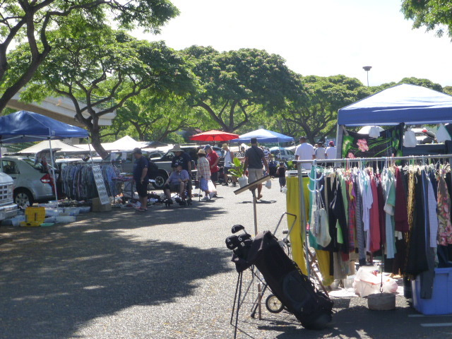 ハワイ旅行記-3日目【Aloha Stadium-Swap Meet】_e0237625_13110477.jpg