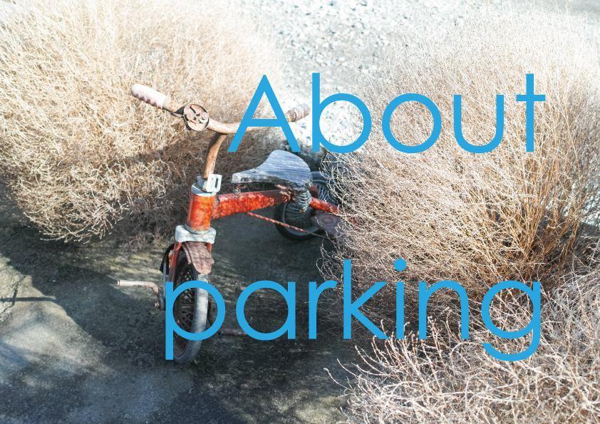 駐車場の利用について_b0363827_08510157.jpg