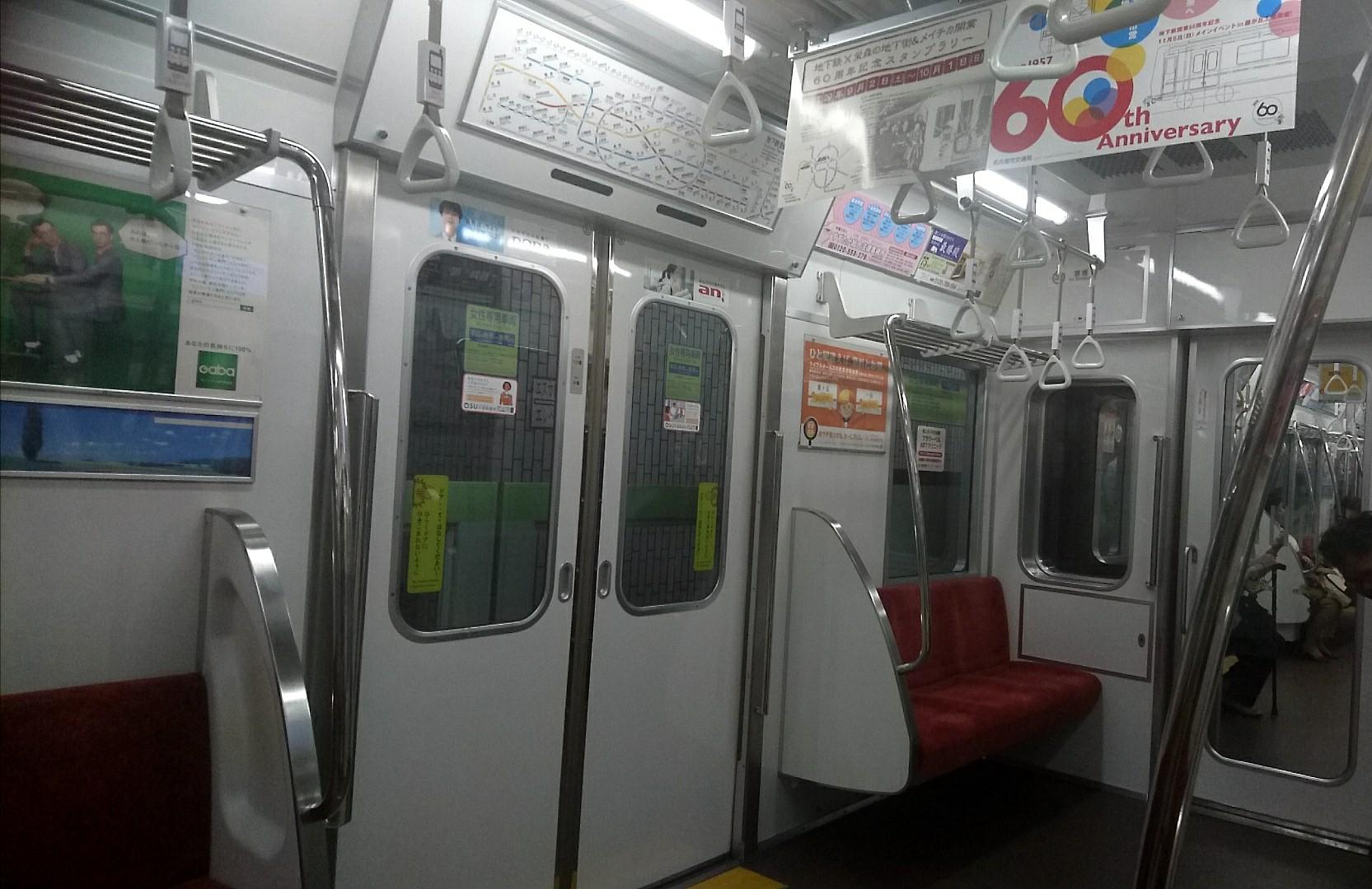 東山線  高畑駅へ_f0373339_12462591.jpg