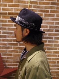 HATの男はカッコいい。_d0100143_22380848.jpg
