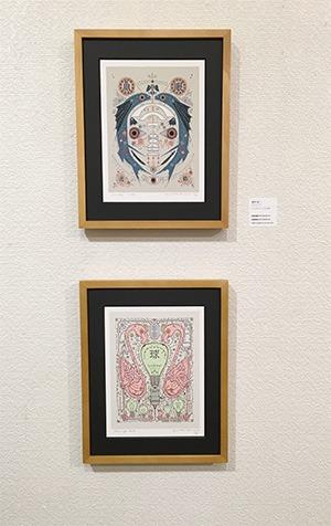 ガレリア青猫の真夏のアートフェア終了しました_f0152544_039275.jpg