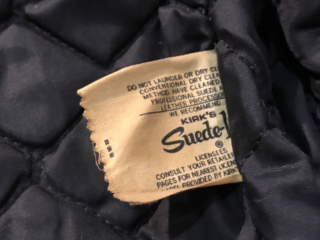 神戸店9/9(土)SSA秋スーペリア入荷! #2 Leather JKT!Corduroy Pants!!!_c0078587_14574422.jpg