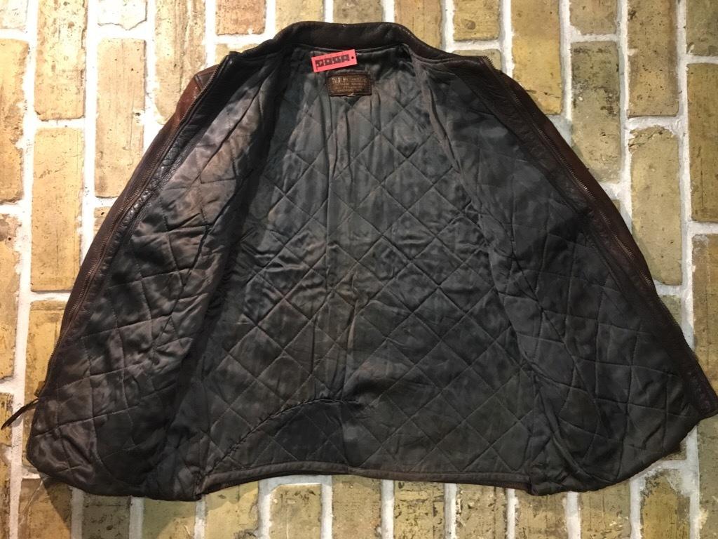 神戸店9/9(土)SSA秋スーペリア入荷! #2 Leather JKT!Corduroy Pants!!!_c0078587_15002670.jpg