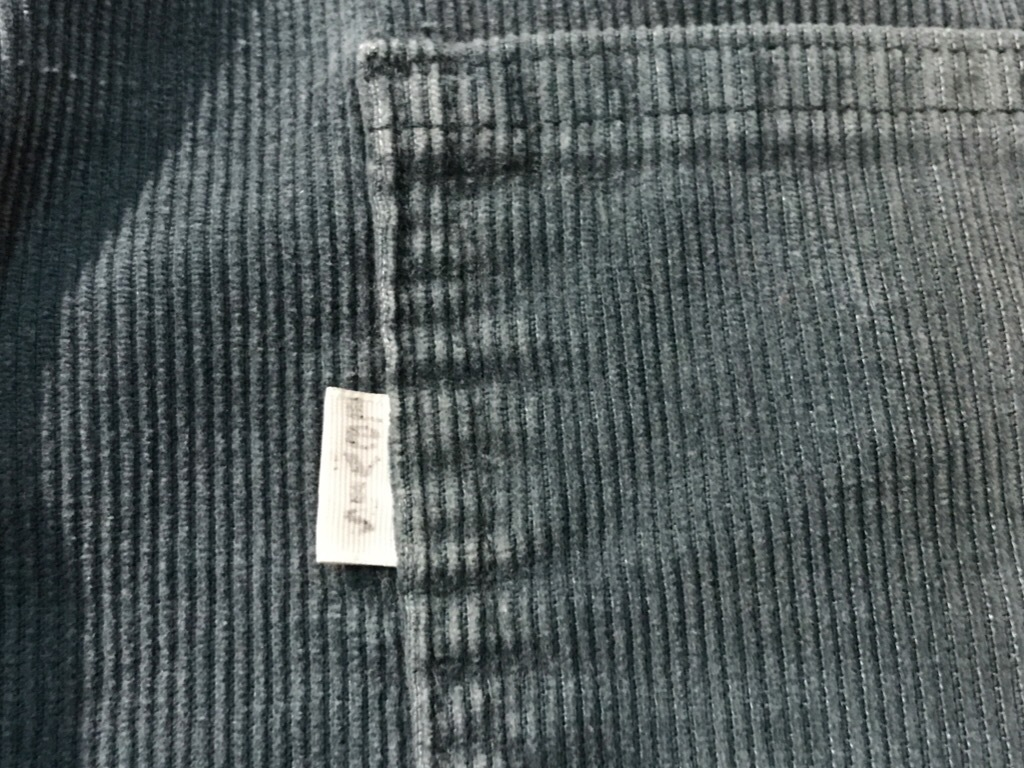 神戸店9/9(土)SSA秋スーペリア入荷! #2 Leather JKT!Corduroy Pants!!!_c0078587_15113162.jpg
