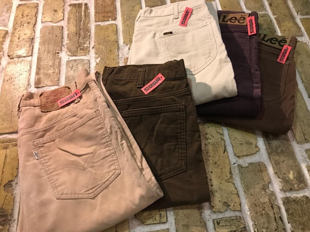 神戸店9/9(土)SSA秋スーペリア入荷! #2 Leather JKT!Corduroy Pants!!!_c0078587_15145865.jpg