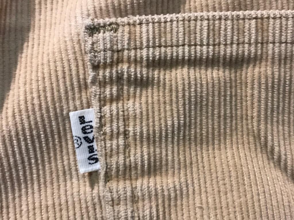 神戸店9/9(土)SSA秋スーペリア入荷! #2 Leather JKT!Corduroy Pants!!!_c0078587_15145936.jpg