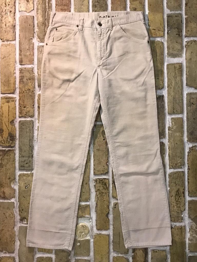 神戸店9/9(土)SSA秋スーペリア入荷! #2 Leather JKT!Corduroy Pants!!!_c0078587_15163676.jpg