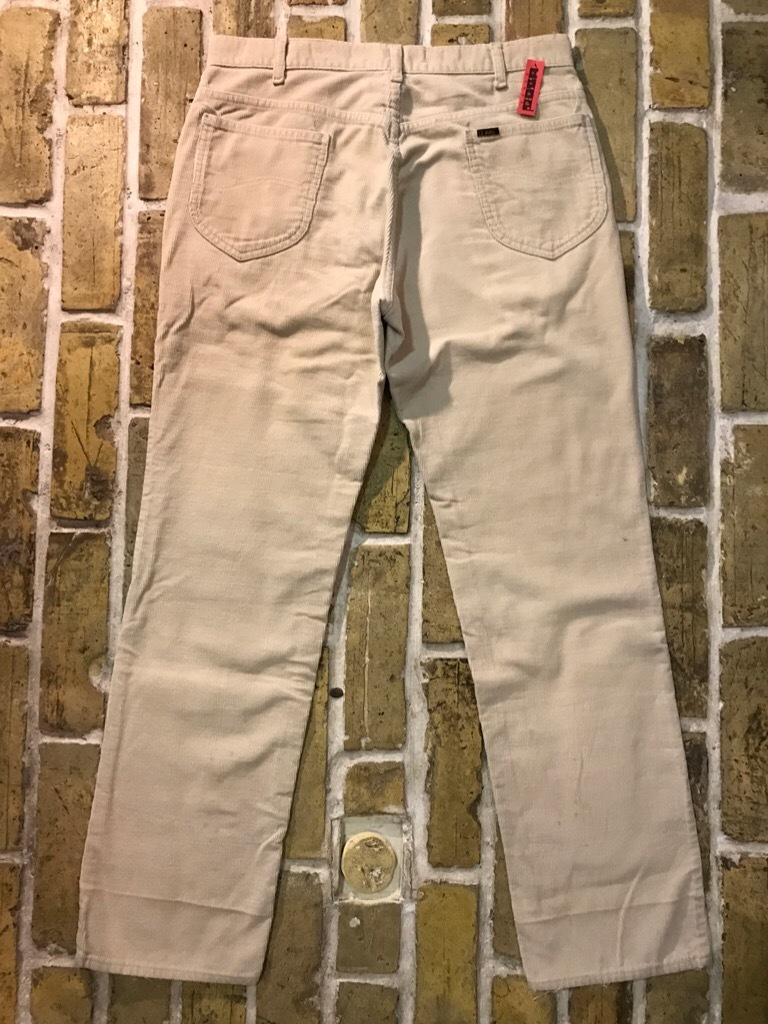 神戸店9/9(土)SSA秋スーペリア入荷! #2 Leather JKT!Corduroy Pants!!!_c0078587_15170964.jpg