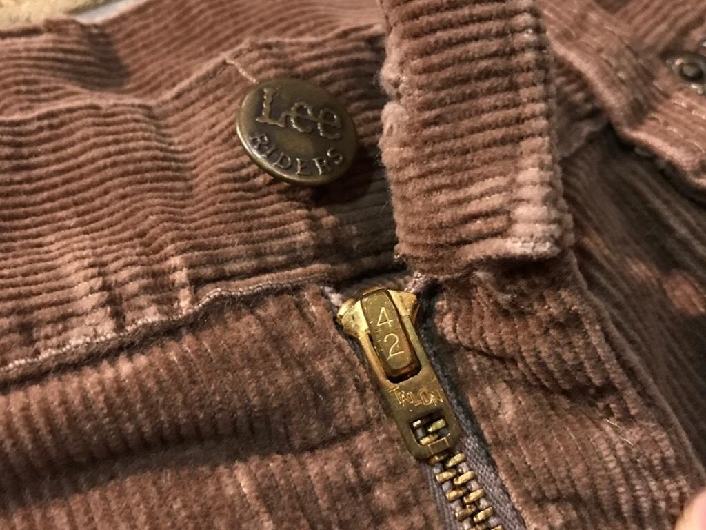 神戸店9/9(土)SSA秋スーペリア入荷! #2 Leather JKT!Corduroy Pants!!!_c0078587_15182331.jpg