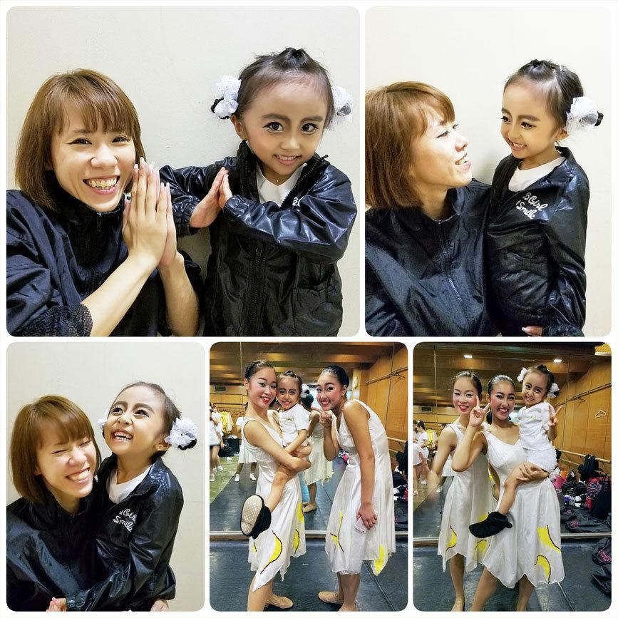 娘の初ジャズダンス舞台…終演!!感動が一杯(泣)_d0224894_00250740.jpg