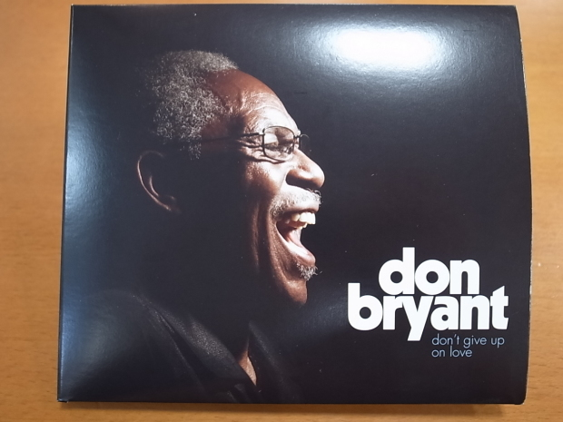 don bryant/don\'t give up on love  ドン・ブライアント/ドント・ギブ・アップ・オン・ラブ_f0197703_10361982.jpg