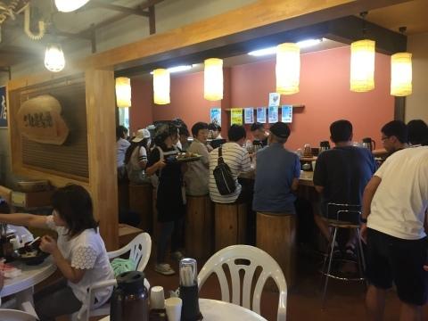 鳥取港海鮮産物市場かろいち  若林商店 ご馳走空間_e0115904_22281884.jpg