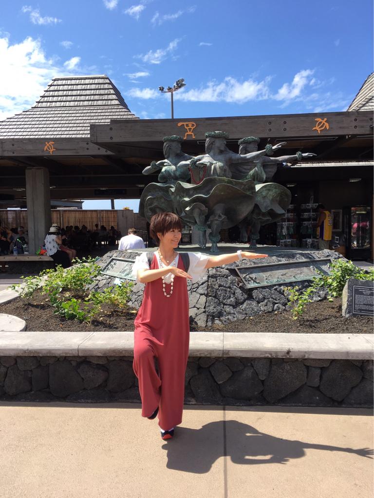 ハワイの夏休み〜その①〜_a0114206_16492296.jpg
