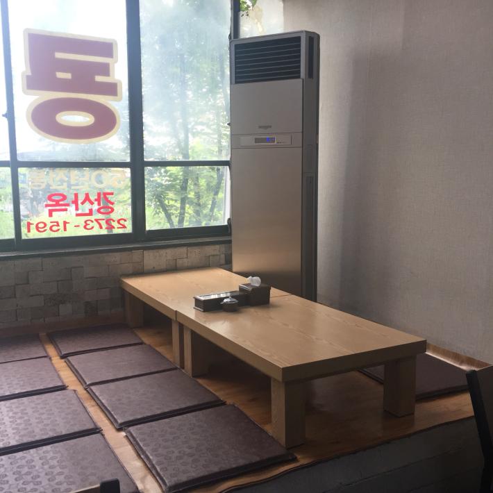 17年8月オフ会ソウル 6☆ランチは穴場のコングクス「カンサノッ」_d0285416_21191738.jpg