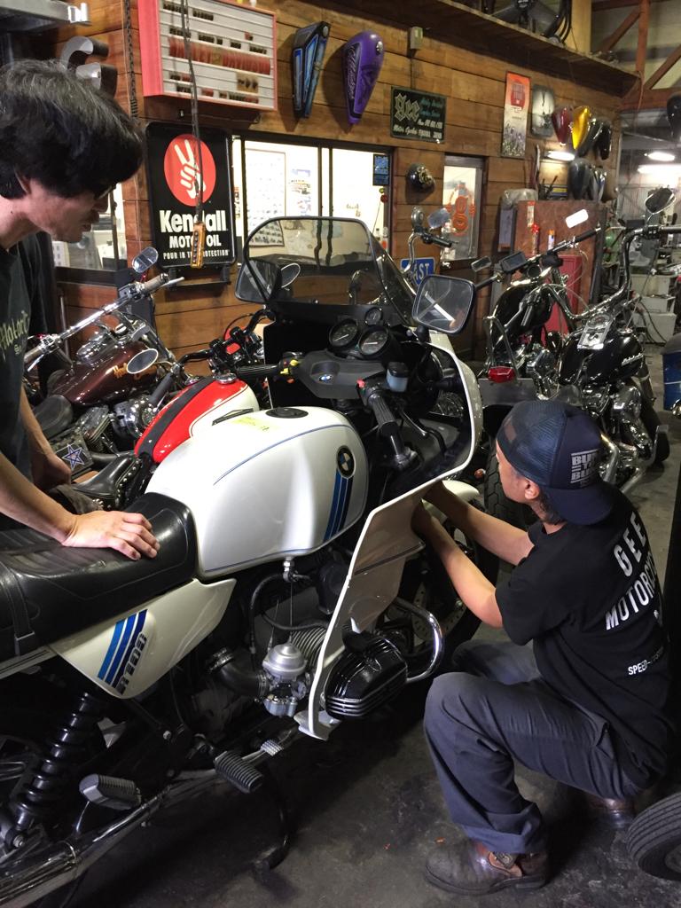 今日のgeemotorcycles は!9/7_a0110720_12163624.jpg