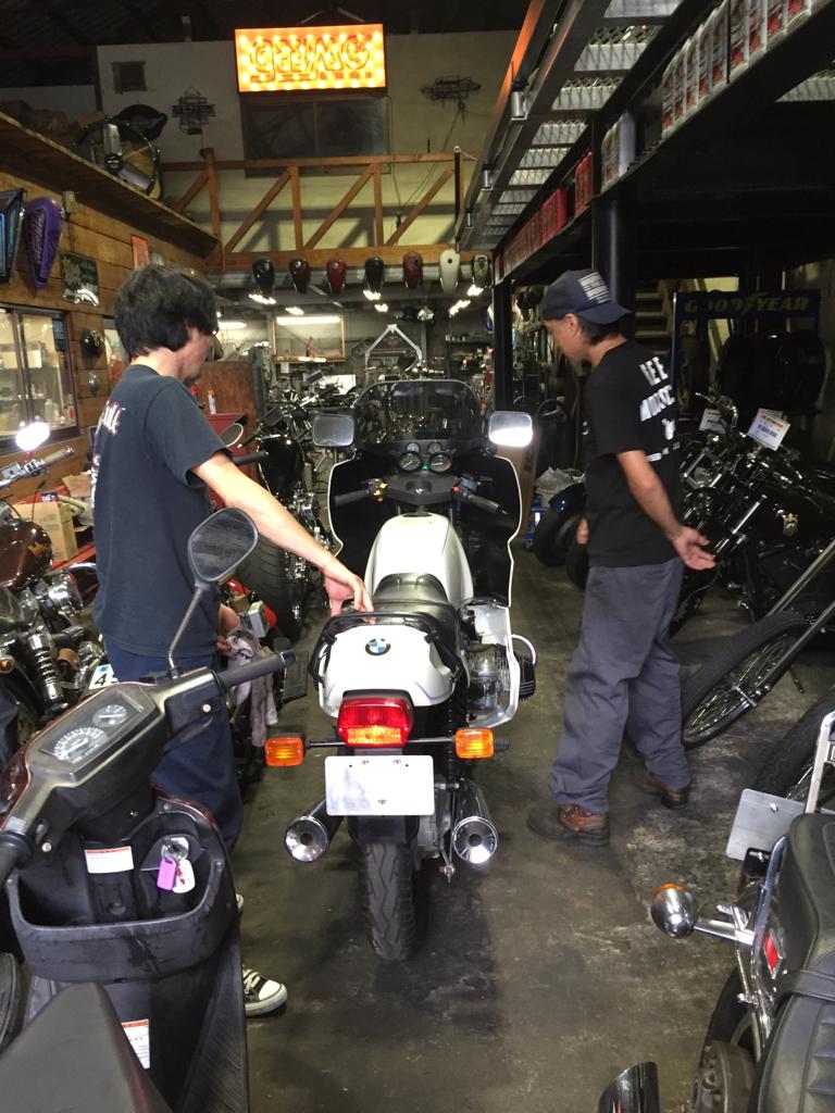 今日のgeemotorcycles は!9/7_a0110720_12163692.jpg