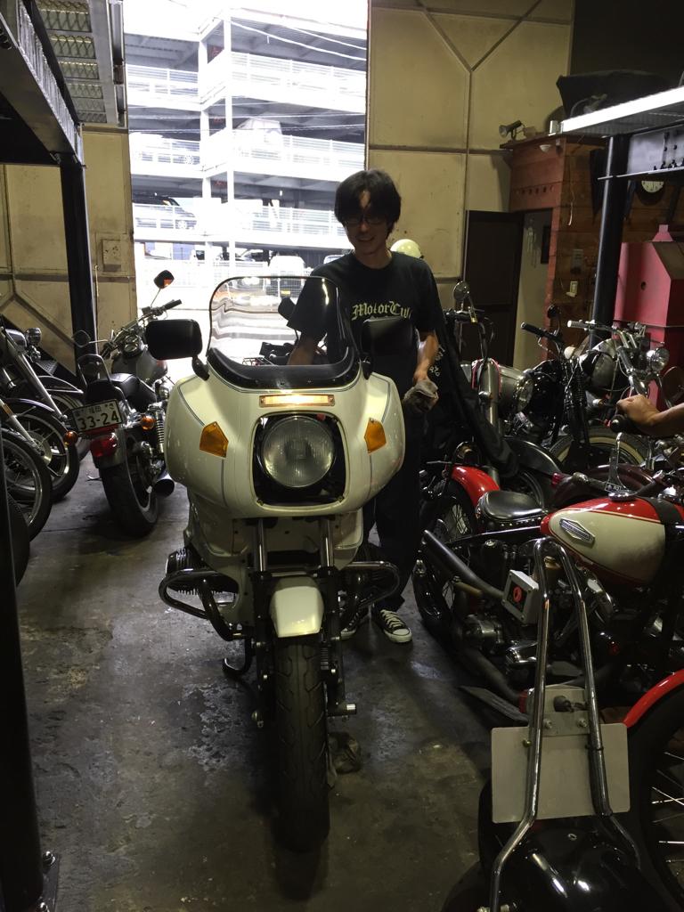 今日のgeemotorcycles は!9/7_a0110720_12163761.jpg