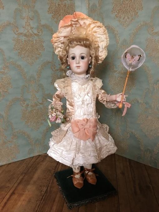 べべ・ジュモー・トリステ  西洋からくり人形  オートマタ完成です♪_c0229423_18411011.jpg