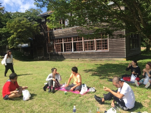 True Nature Retreat2017  Akita Tazawako_a0267845_20443856.jpg