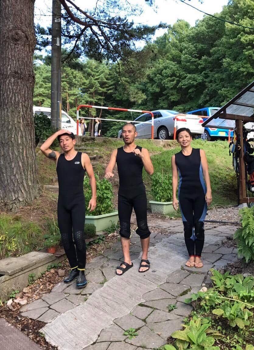 True Nature Retreat2017  Akita Tazawako_a0267845_21223577.jpg