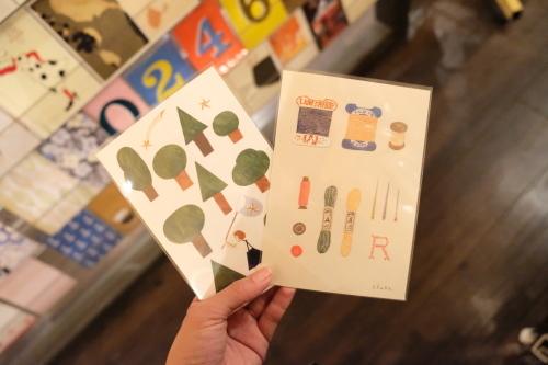 新入荷のポストカードたち_c0219051_19595682.jpg