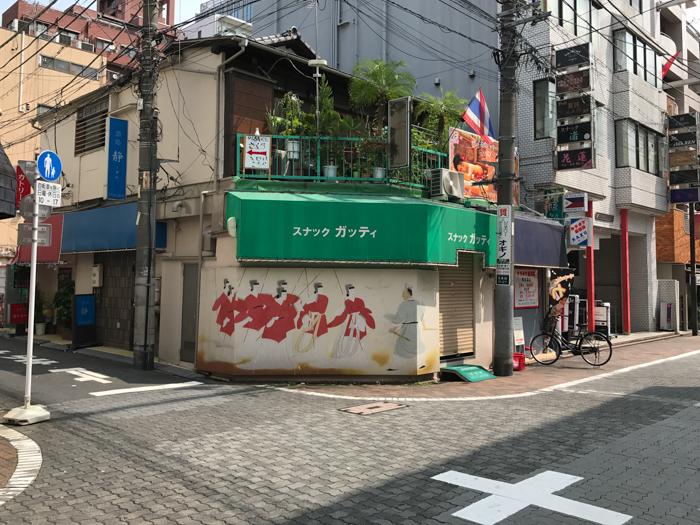 蒲田・意味不明な街角_d0068664_22192963.jpg