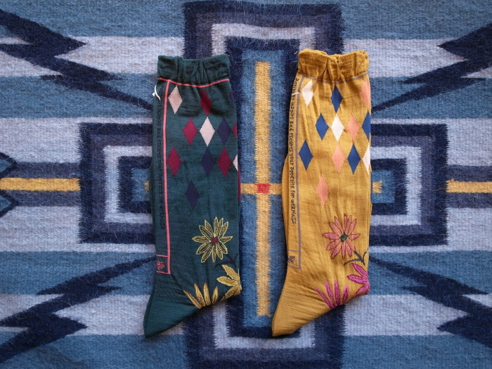 ANTIPAST 2017AW BOTANICAL Ⅵ SOCKS_f0111683_12455173.jpg