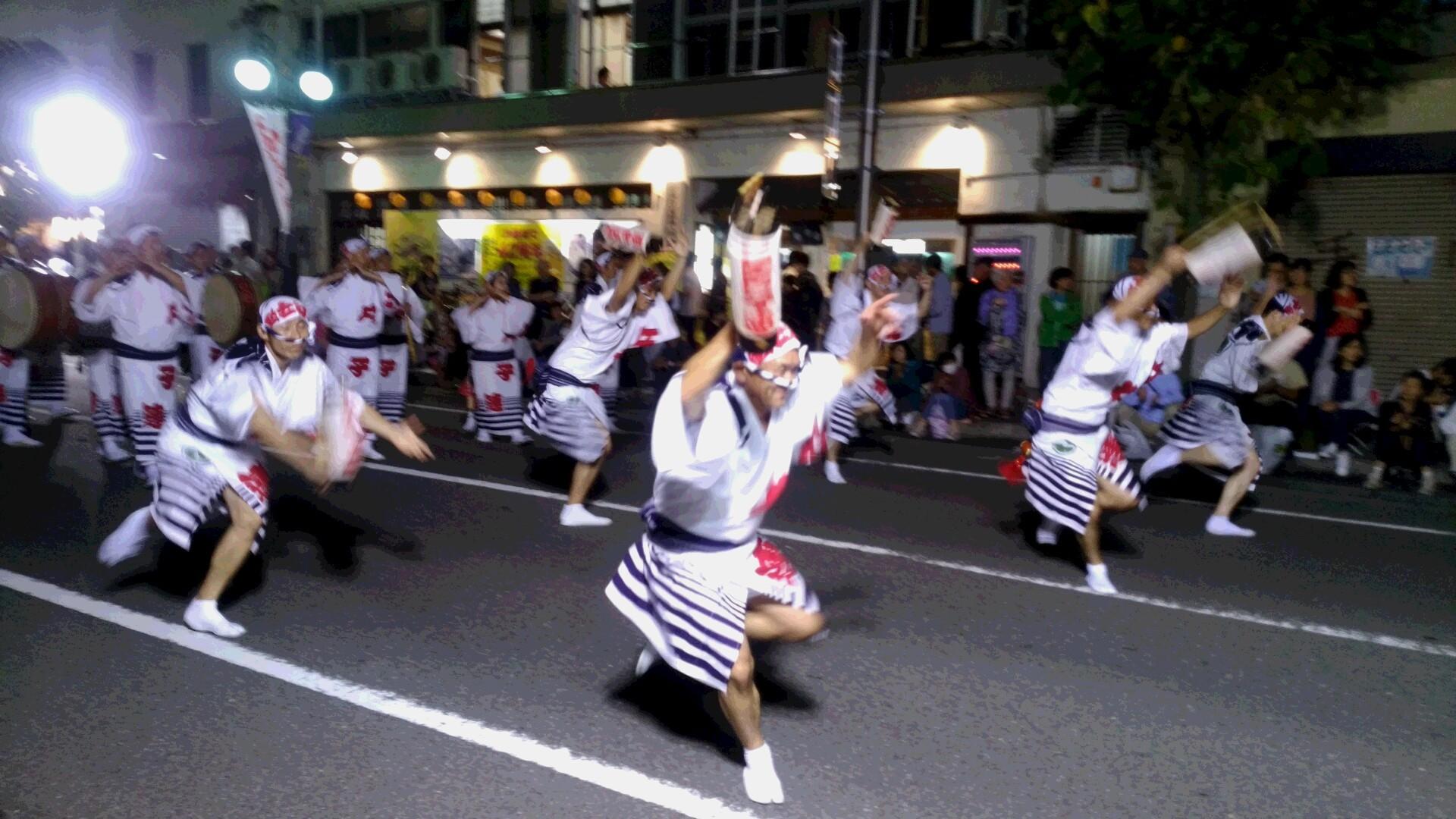 東北の阿波踊りのお祭り「みちのく阿波おどり」_f0168392_07050765.jpg