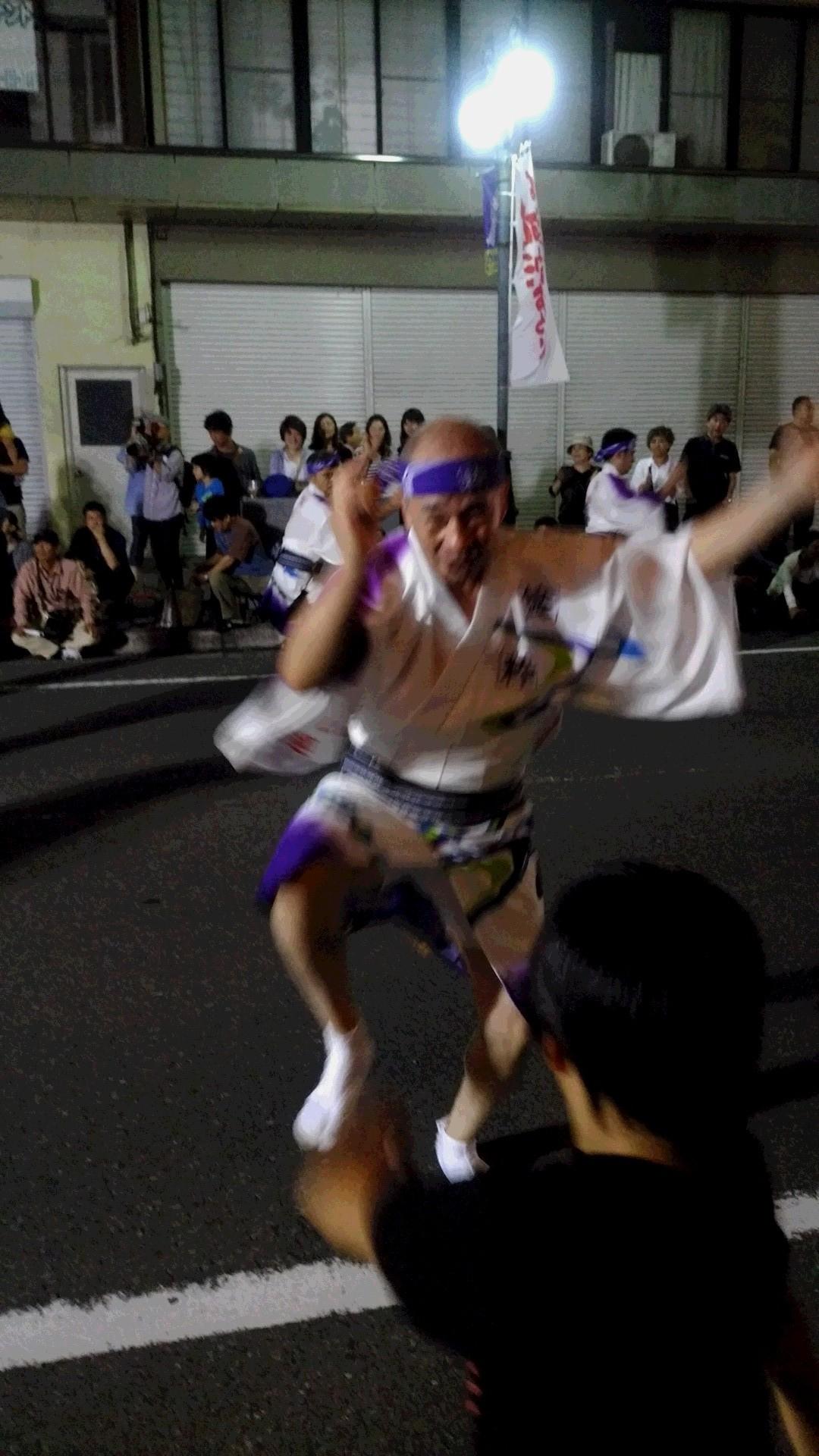 東北の阿波踊りのお祭り「みちのく阿波おどり」_f0168392_07055196.jpg