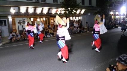 東北の阿波踊りのお祭り「みちのく阿波おどり」_f0168392_07073926.jpg