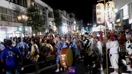 東北の阿波踊りのお祭り「みちのく阿波おどり」_f0168392_07110728.jpg