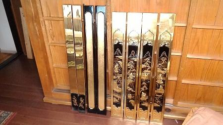 仏壇のすす洗い・修繕 その5 2017.09.09_c0213599_22053738.jpg
