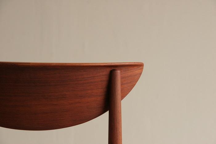 『Peter Hvidt&Orla Molgaard Nielsen Teak Chair』_c0211307_12105764.jpg