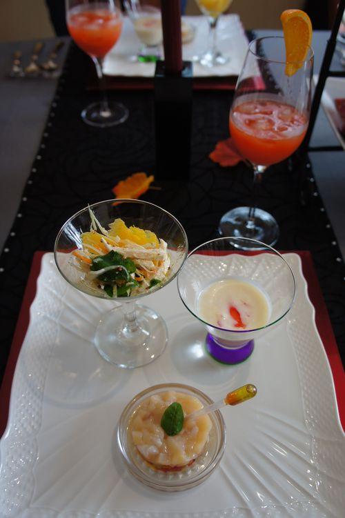【秋の気配 ~イタリア料理~】_f0215714_16195146.jpg