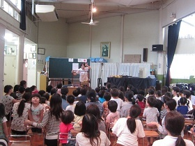 9月6日 幼稚園体験_d0091723_15570841.jpg