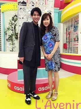 NHK「あさイチ」にサプライズで出演してきました_e0163825_12343345.jpg