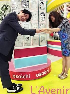 NHK「あさイチ」にサプライズで出演してきました_e0163825_12344876.jpg