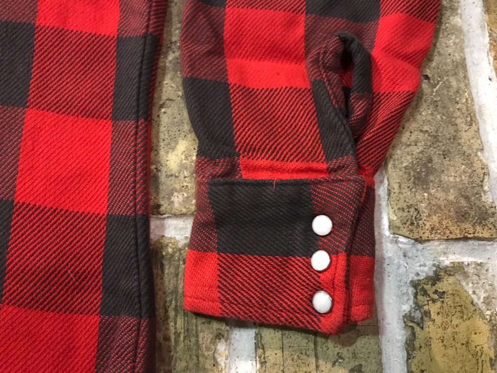 神戸店9/9(土)SSAスーペリア入荷! #5 Made in U.S.A. Flannel Shirt!!!_c0078587_12482680.jpg