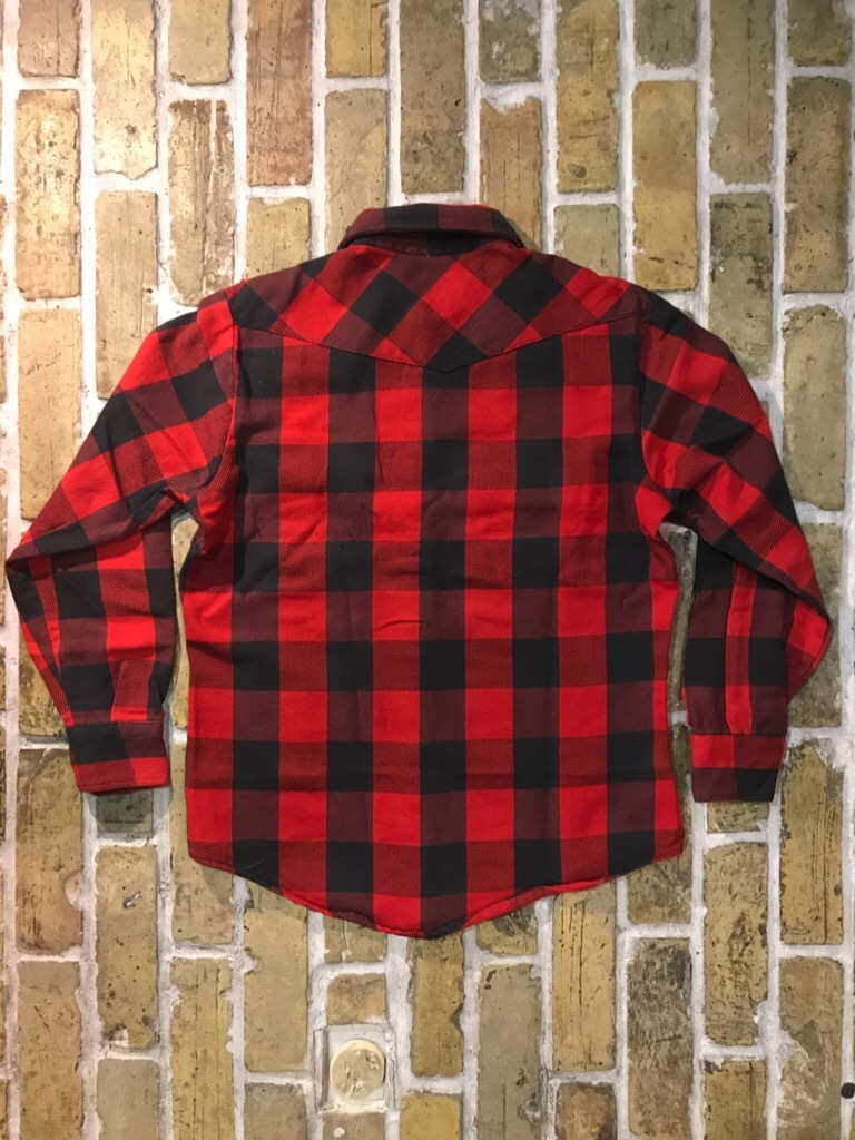 神戸店9/9(土)SSAスーペリア入荷! #5 Made in U.S.A. Flannel Shirt!!!_c0078587_12482894.jpg