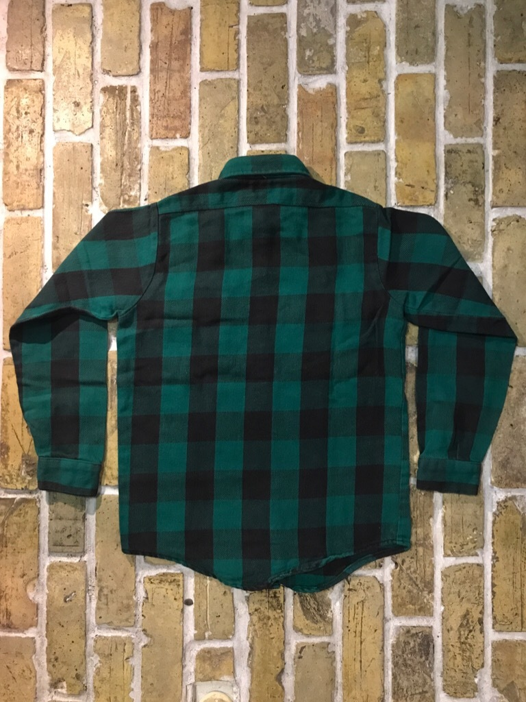 神戸店9/9(土)SSAスーペリア入荷! #5 Made in U.S.A. Flannel Shirt!!!_c0078587_12490789.jpg
