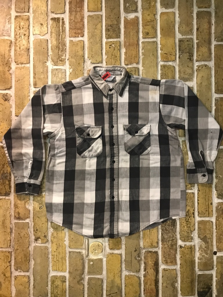 神戸店9/9(土)SSAスーペリア入荷! #5 Made in U.S.A. Flannel Shirt!!!_c0078587_12492632.jpg